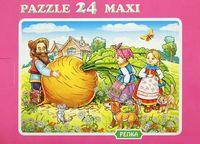 "Пазл maxi ""Репка"" (24 элемента)"