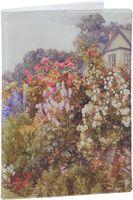 "Обложка на паспорт ""Monet's garden"""
