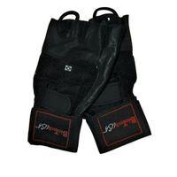 """Перчатки для фитнеса """"Houston"""" (чёрные; S)"""