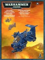 "Миниатюра ""Warhammer 40.000. Space Marine Stormtalon Gunship"" (48-36)"