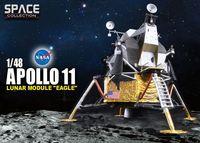 """Космический модуль """"Apollo 11 Command/Service Module (CSM)"""" (масштаб: 1/48)"""