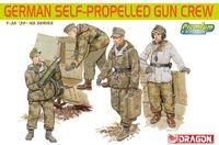 "Набор миниатюр ""German Self-Propelled Gun Crew"" (масштаб: 1/35)"
