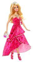 """Кукла """"Барби. Праздничная"""" (в розовом платье)"""