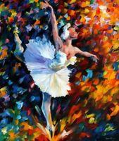 """Картина по номерам """"Танец души"""" (400х500 мм)"""