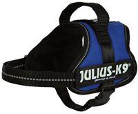 """Шлея тренировочная для щенков """"Julius-K9"""" (Mini-Mini/S; 40-53 см; синяя)"""