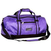 Спортивная сумка (фиолетовая; арт. П809А.1)