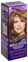 """Крем-краска для волос """"Wellaton. Интенсивная"""" (тон: 7/3, лесной орех)"""