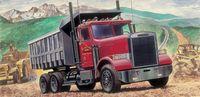 """Автомобиль """"Freightliner Heavy Dumper Truck"""" (масштаб: 1/24)"""