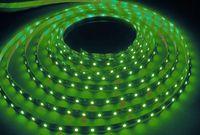 Лента светодиодная LED SMD 2835/60 IP65-4.8W/Green (5 м)