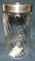 Банка для сыпучих продуктов стеклянная (1,8 л; арт. 50703-2)