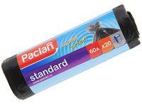 """Пакеты для мусора """"Standart"""" (20 шт.; 60 л)"""