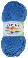 "Пряжа ""ALPINA. Holly №322"" (50 г; 200 м; синий)"