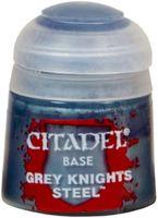 "Краска акриловая ""Citadel Base"" (grey knights steel; 12 мл)"