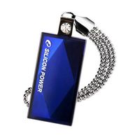 USB Flash Drive 16Gb Silicon Power Touch 810 (Blue)