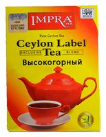 """Чай черный листовой """"Impra. Высокогорный"""" (90 г)"""