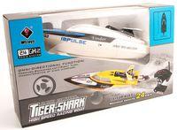 """Катер на радиоуправлении """"Tiger Shark WL912"""""""