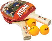 "Набор для настольного тенниса ""Hobby"" (2 ракетки+3 мяча; 1 звезда)"