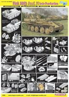 """Зенитная самоходная установка """"Flak 38(t) Ausf.M Late Production"""" (масштаб: 1/35)"""
