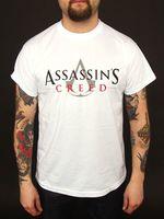 "Футболка ""Assassin`s Creed - Logo""  (размер - L)"