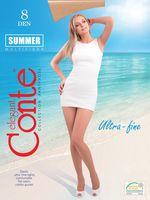 "Колготки женские классические ""Conte. Summer 8"""