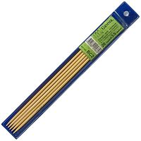 Спицы для вязания (бамбук; 3.5 мм; 5 шт.)