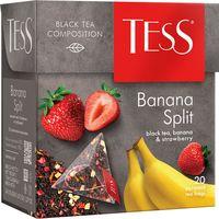 """Чай черный """"Tess. Banana Split"""" (20 пакетиков)"""