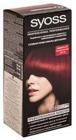 """Крем-краска для волос """"Syoss"""" тон: 5-29, интенсивный красный"""