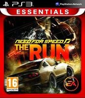 Need for Speed The Run (Essentials) (PS3)