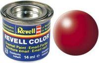 Краска Revell эмалевая, № 330 (шелковисто-огненно-красная матовая)