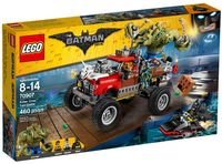 """LEGO The Batman Movie """"Хвостовоз Убийцы Крока"""""""