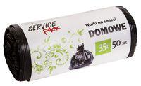 Пакеты для мусора (50 шт.; 35 л)