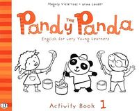Pandy the Panda: Activity Book 1