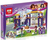 """Конструктор Girls Club """"Спортивный центр Хартлэйк"""""""