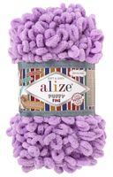 """Пряжа """"ALIZE. Puffy Fine №378"""" (100 г; 14 м; орхидея)"""