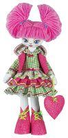 """Набор для шитья из ткани """"Кукла Милашка"""""""