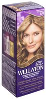 """Крем-краска для волос """"Wellaton. Интенсивная"""" (тон: 7/0, осенняя листва)"""