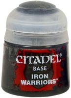 """Краска акриловая """"Citadel Base"""" (iron warriors; 12 мл)"""