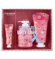"""Подарочный набор """"My Orchard Body Care Peach Lover"""" (гель для душа, молочко для тела, крем для рук)"""