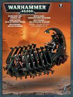 "Миниатюра ""Warhammer 40.000. Necrons Ghost Ark/Doomsday Ark"" (49-11)"