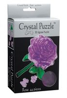 "Пазл-головоломка ""Crystal Puzzle. Роза"" (44 элемента)"