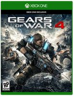 Gears of War 4 (Xbox One)