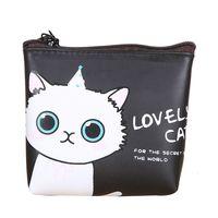 "Кошелек ""Lovely Cat"" (черный)"
