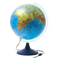 Глобус (физико-политический; интерактивный; 250 мм)