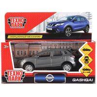 """Модель машины """"Nissan QashqaiI"""" (арт. QASHQAI-GY)"""