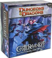 Dungeons and Dragons Board: Castle Ravenloft