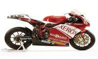 """Мотоцикл """"Ducati 999 W. C. Superbike 06 Bayliss"""" (масштаб: 1/9)"""