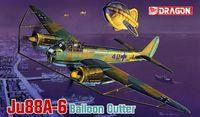"Многоцелевой самолет ""Ju88A-6 Balloon Cutter"" (масштаб: 1/48)"