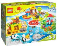 """LEGO Duplo """"Вокруг света"""""""