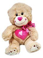 """Мягкая игрушка """"Медвежонок"""" (30 см)"""