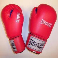 """Перчатки боксёрские """"Olympic"""" EGB-524 (10 унций; красные)"""